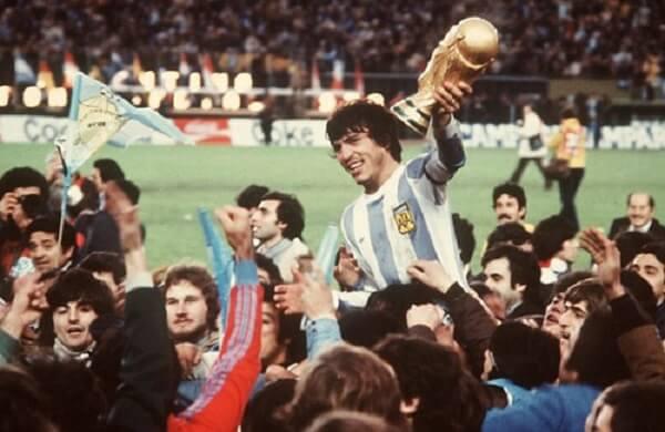 Năm 1978 - lần đầu tiên Argentina vô địch World Cup