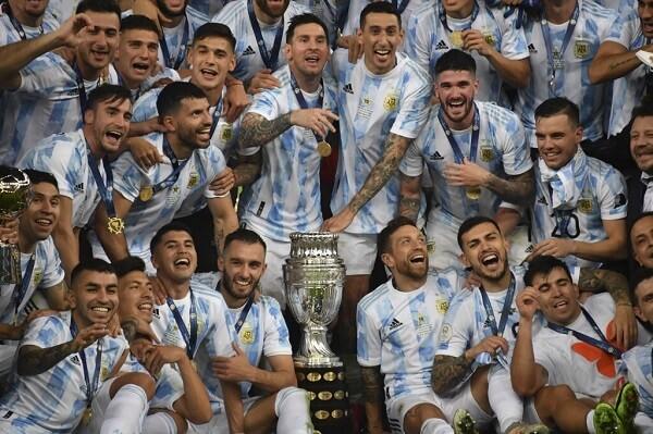 Argentina là cái nôi của nhiều siêu sao bóng đá