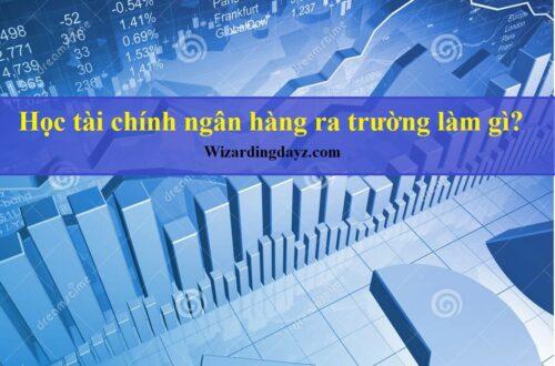 Học ngành tài chính ngân hàng ra làm gì? Cơ hội việc làm của ngành
