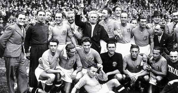 Italia vô địch World Cup năm 1934