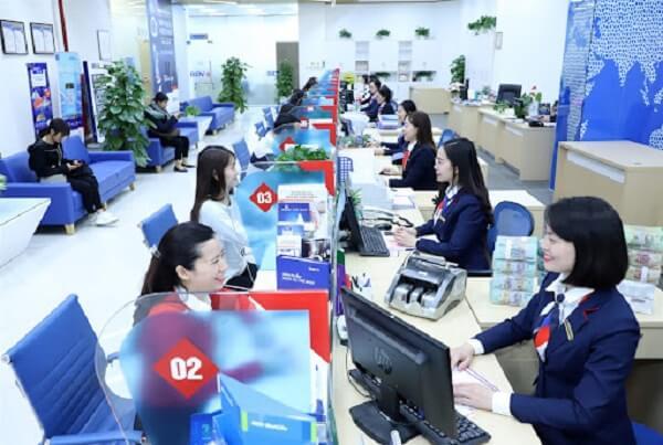 Học tài chính ngân hàng ra trường có thể làm việc trong hệ thống ngân hàng