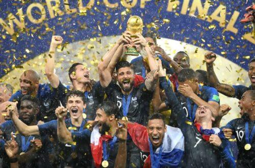 Tuyển Pháp vô địch World Cup bao nhiêu lần?