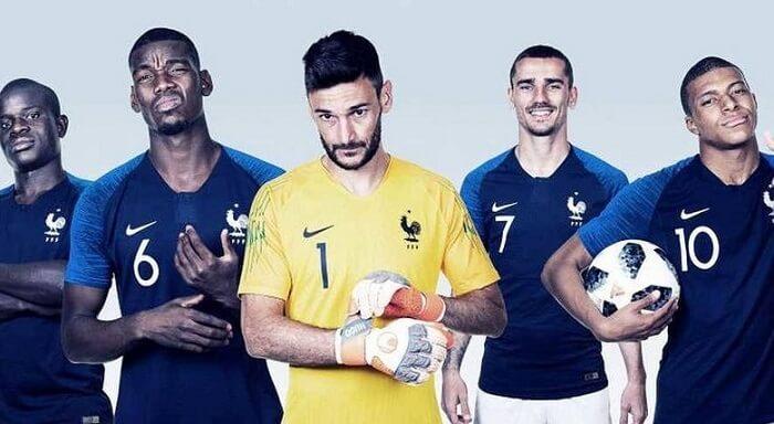Đội tuyển Pháp vô địch World Cup bao nhiêu lần trong lịch sử