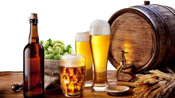 Rượu bia và các loại đồ uống có chứa cồn là thức uống nên tránh trong khi mang thai