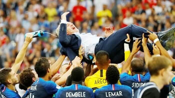 Triều đại Didier Deschamp và thế hệ vàng mới